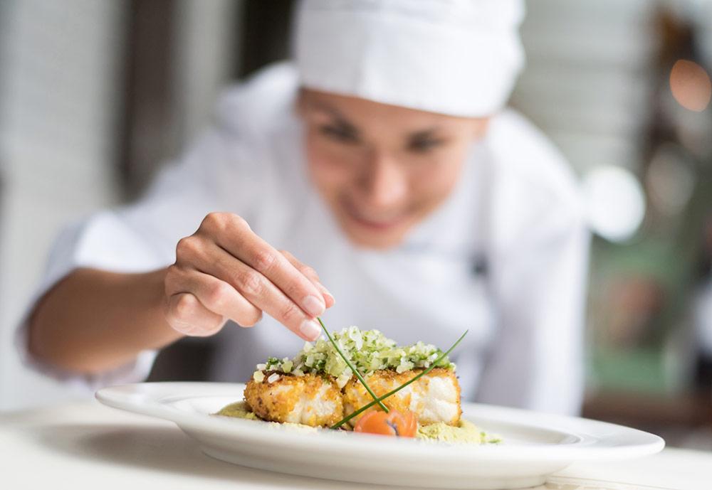 Repas gastronomique séjour médical